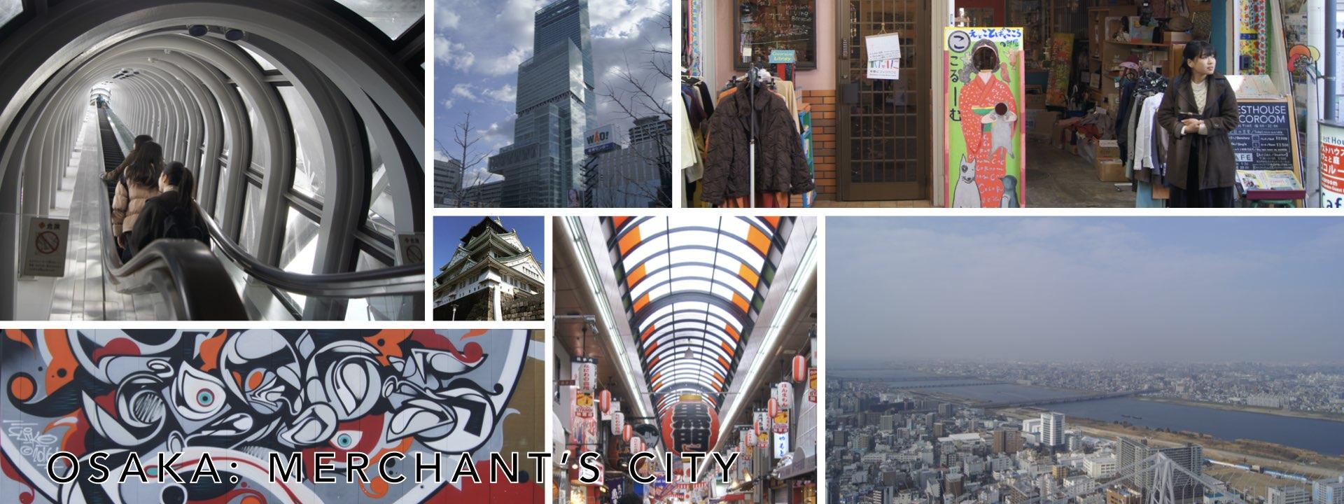Osaka: Merchant's city